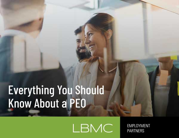 Choosing Between a PEO and an HRO | LBMC Employment Partners