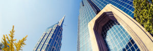 """""""Financial district of Nashville, Tennessee, USA. Selective focus.More images from Nashville in the lightbox:"""""""