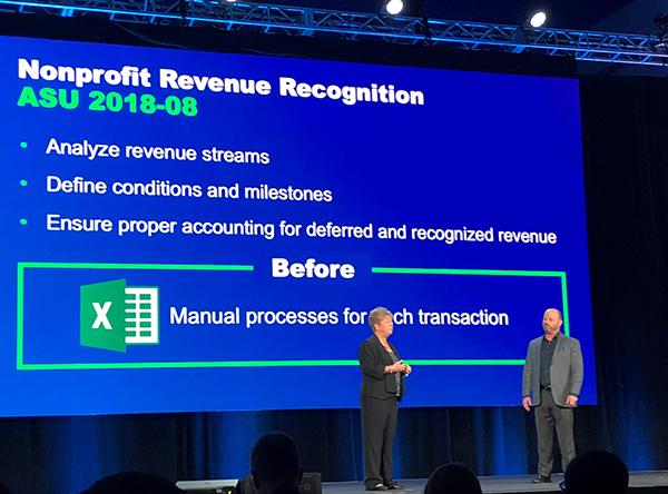 Sage Intacct: Nonprofit Revenue Recognition