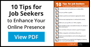 10 Tips for Job Seekers to Enhance Your Online Presence