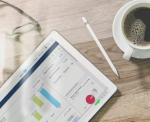 Sage Intacct Mobile Device