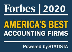Forbes 2020 America's Best Accounting Firms - Powered by Statista