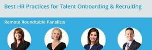 Best HR Practices for Talent Onboarding